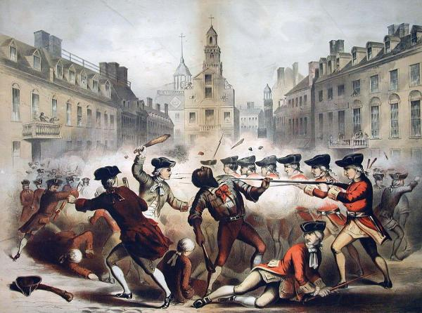 Crispus bostonmassacrebychampney